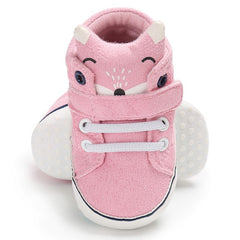Fox Non-Slip Shoes - Oh Happy Mommy