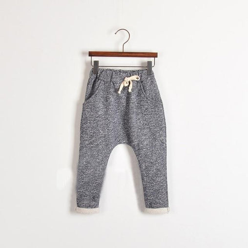 Baby Cotton Harem Pants - Oh Happy Mommy