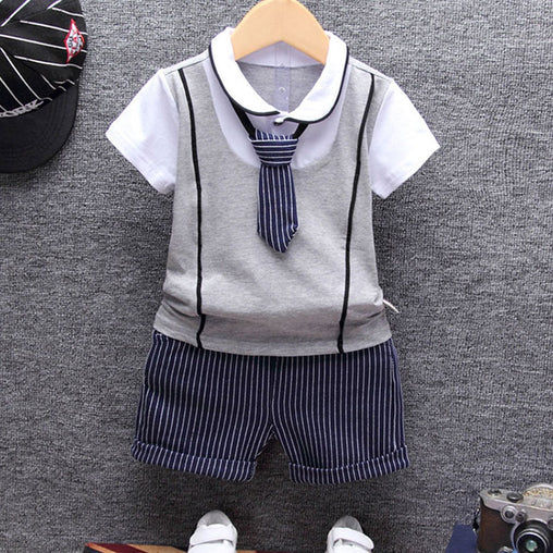 Summer Clothes Set Suit - Oh Happy Mommy