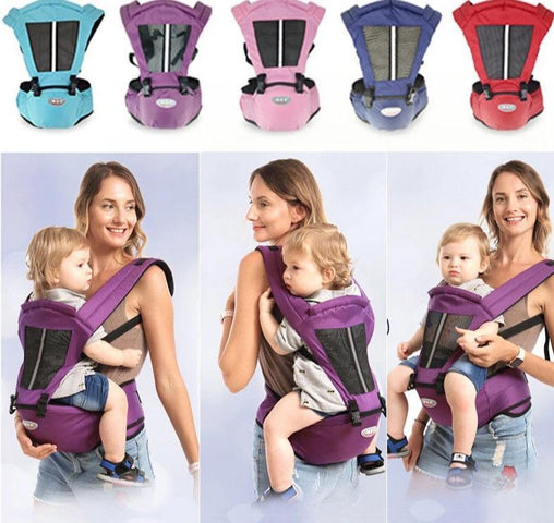 Breathable Multifunction Baby Carrier - Oh Happy Mommy