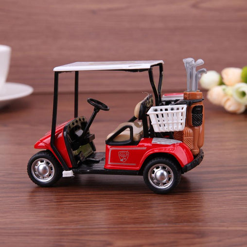 1:36 Scale Pull Back Model Golf Cart - Oh Happy Mommy