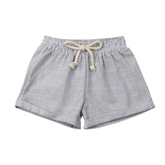 Harem Cotton Linen Short - Oh Happy Mommy