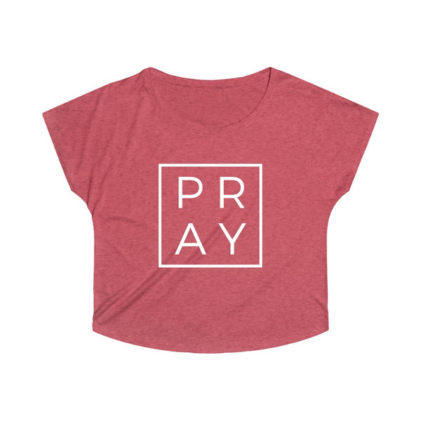 Pray Slouchy T-Shirt