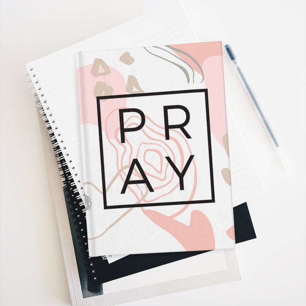 Pray {color} Journal - Blank