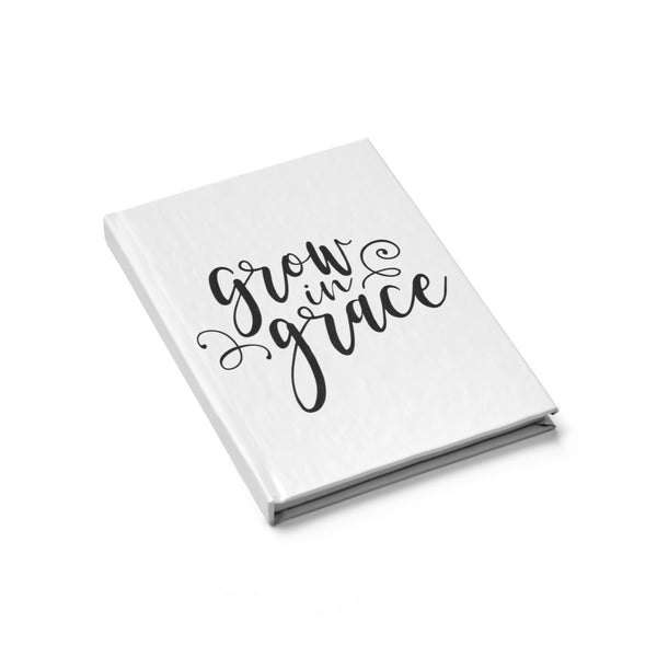 Grow in Grace Journal - Blank