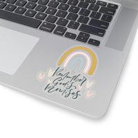 Remember God's Promises Kiss-Cut Stickers