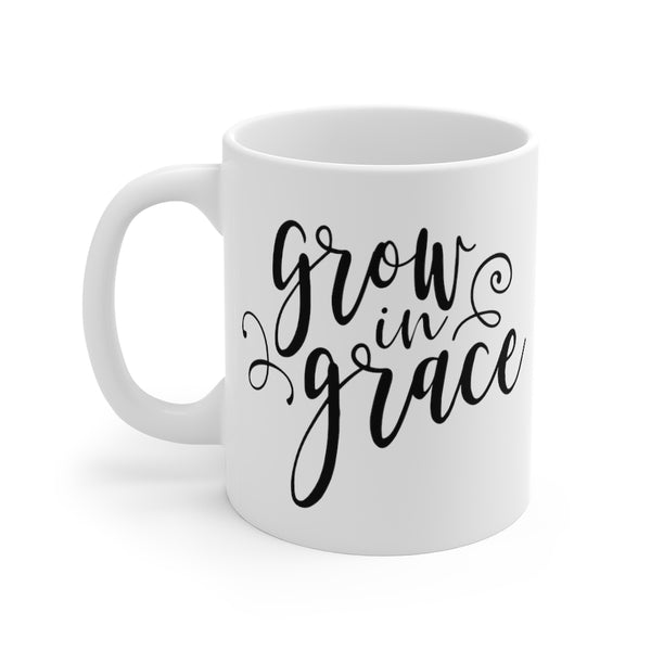 Grow in Grace Mug 11oz