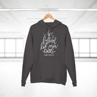 His Faithful Love Pullover Hoodie