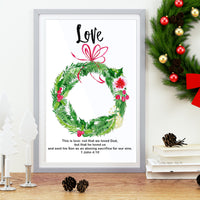 Christmas Advent Series Printable