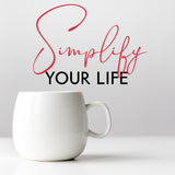 Simplify Your Life: Complete 7-Part Kit