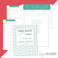 {Simplify} Take Back Your Time: 10-Day Challenge