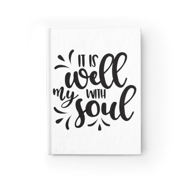 It is Well With My Soul Journal - Blank