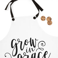 Grow in Grace Apron