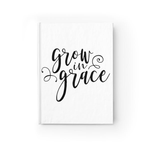Grow in Grace Journal - Ruled Line