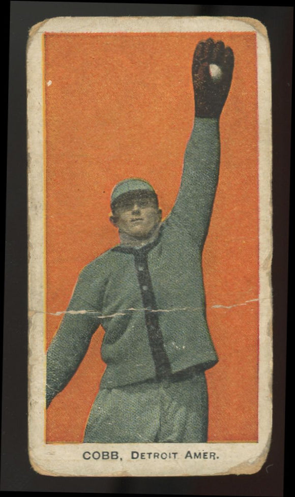1910 Standard Caramel (E93) - Ty Cobb - Poor Condition
