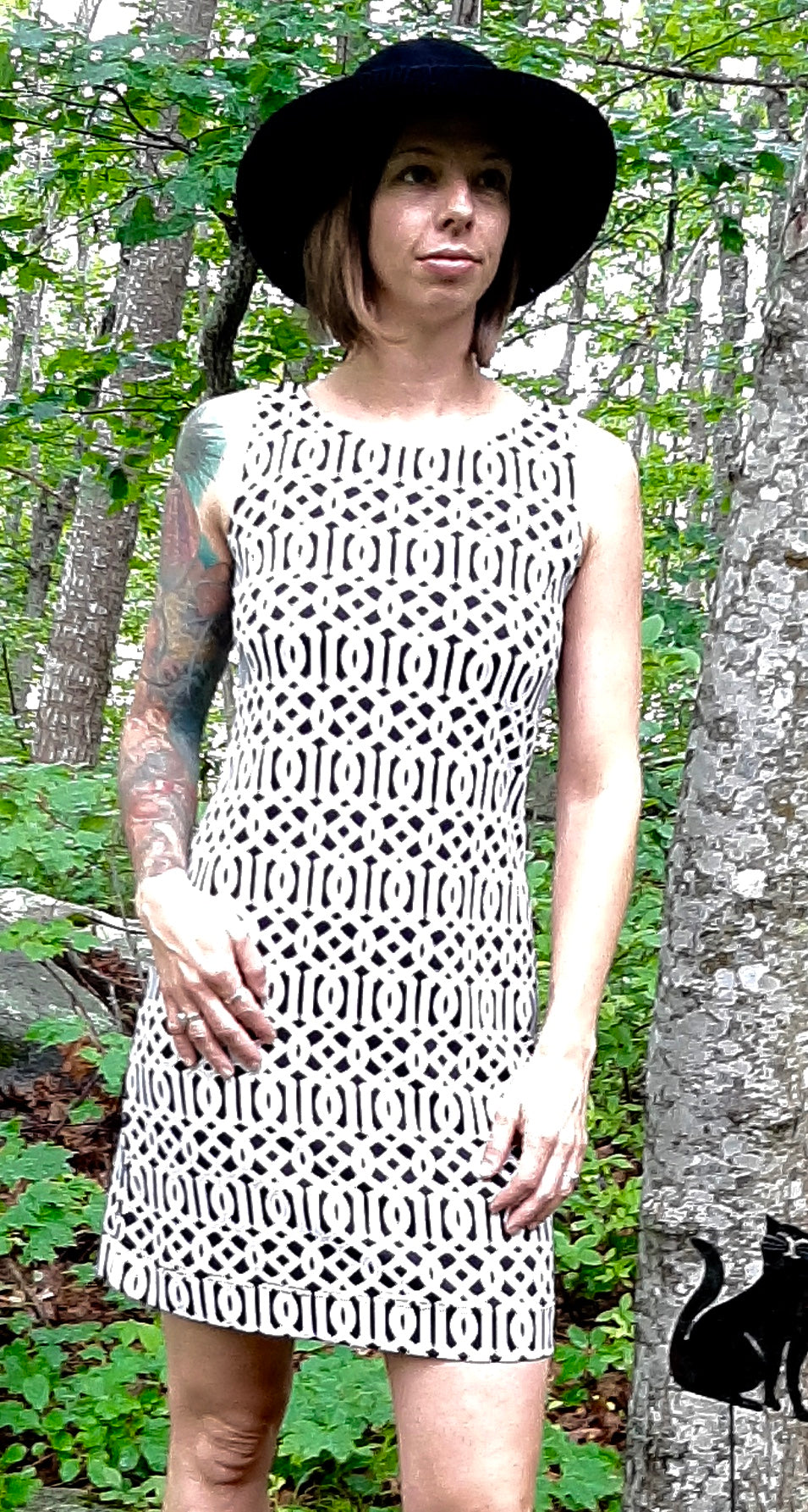 LuLu B Sleeveless Travel Dress