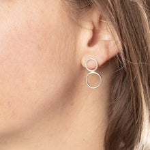 Load image into Gallery viewer, Double Bubble Earrings