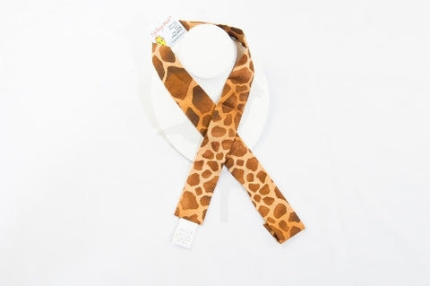 Neck cooler -giraffe theme
