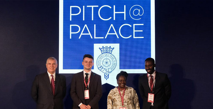 Jelly Drops wins Pitch@Palace 11.0