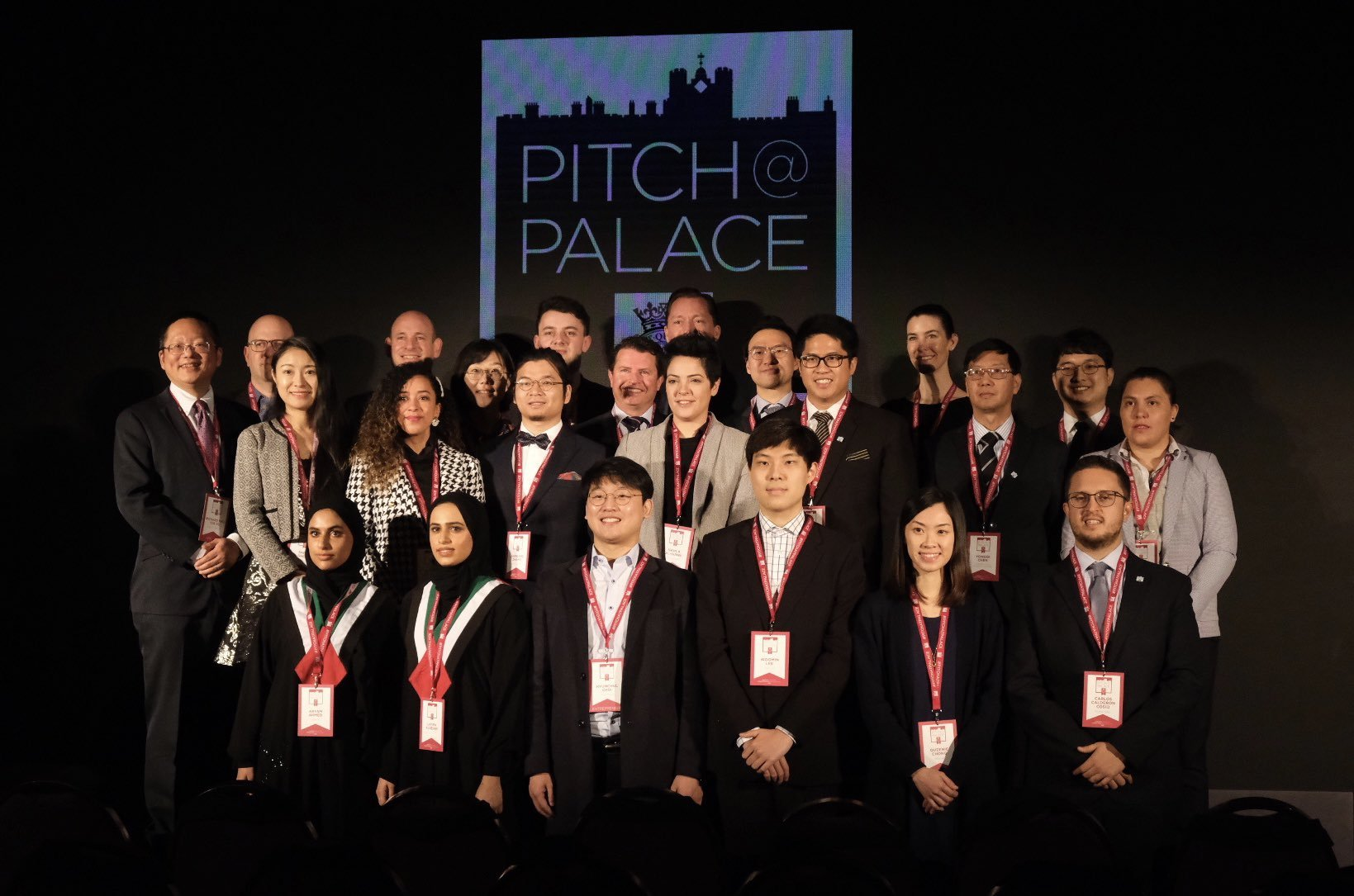 Winner of Pitch@Palace Global 4.0