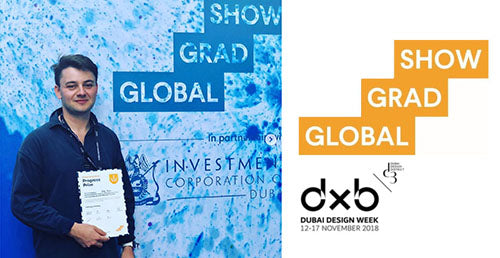 Global Grad Show Finalist at Dubai Design Week