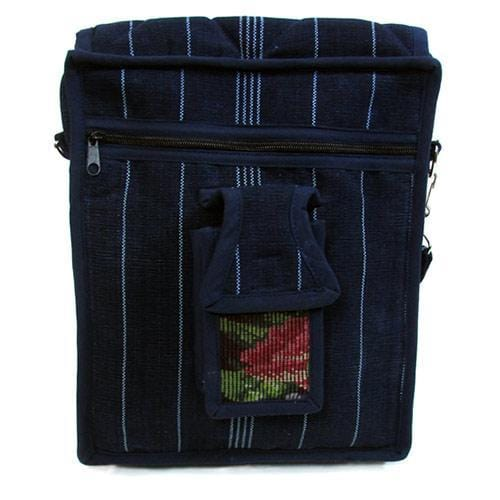 Large Organizing Shoulder Bag
