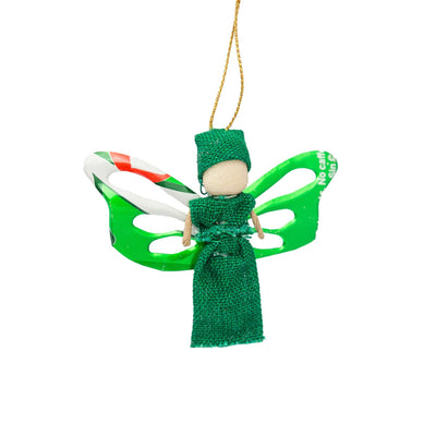 Butterfly Angel Ornament