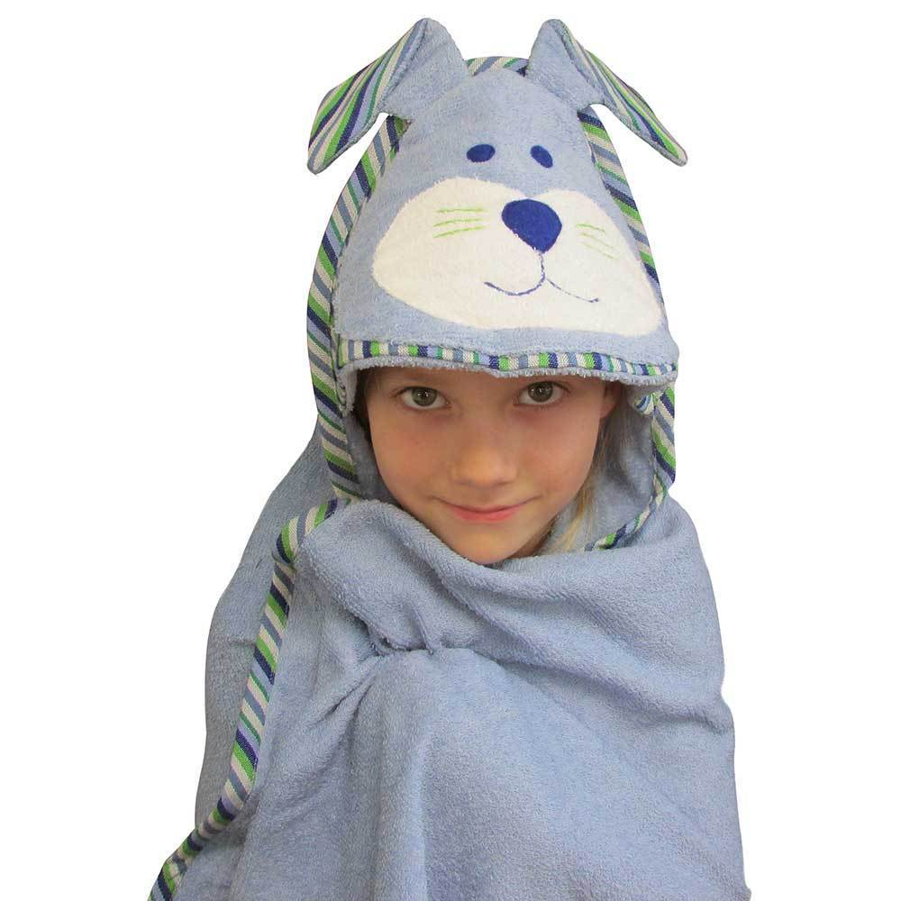Bunny Bath Time Snuggle Hooded Towel