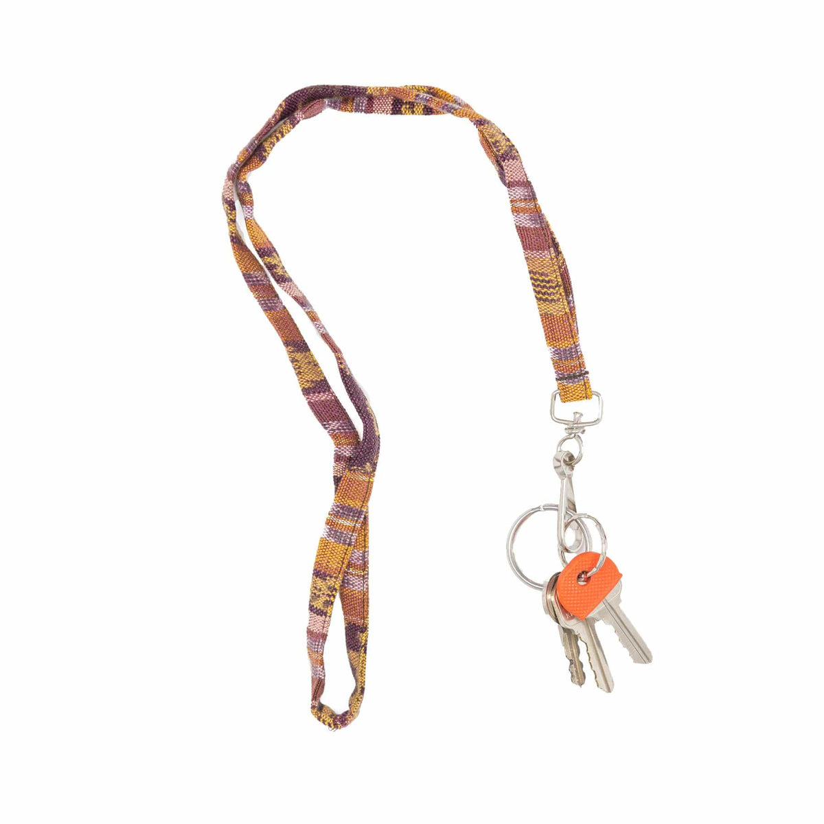 Colorful Corte Lanyards
