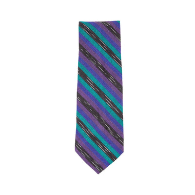 Patterned Guatemalan Cotton Tie