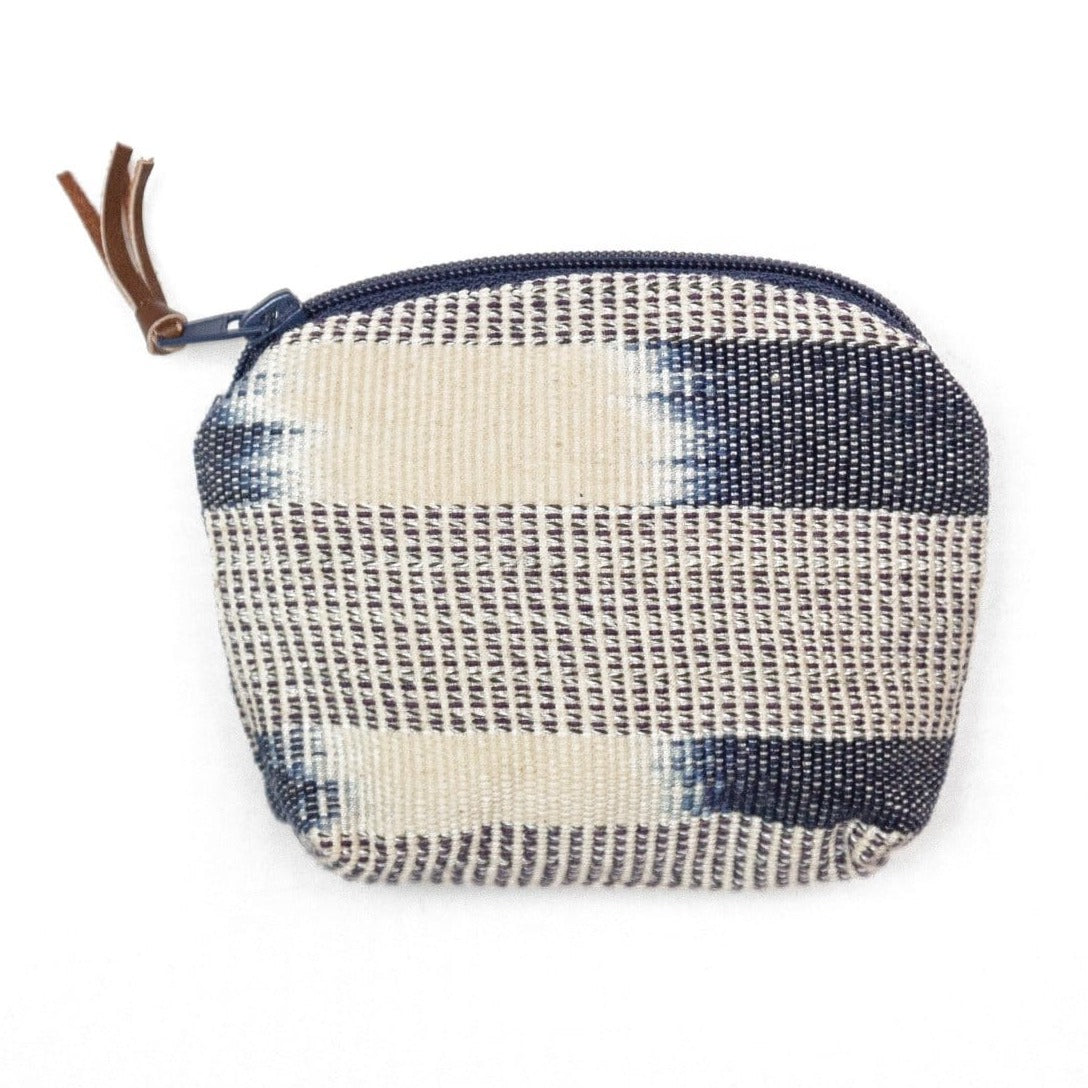Indigo Coin Purse