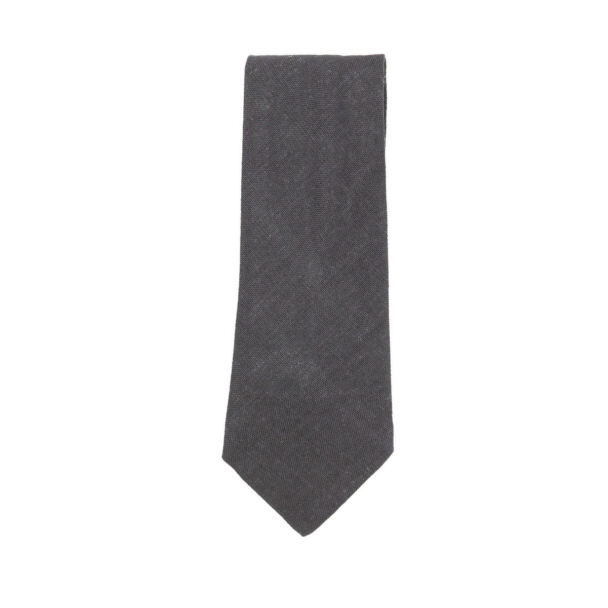 Fair Trade Guatemalan Cotton Tie Black