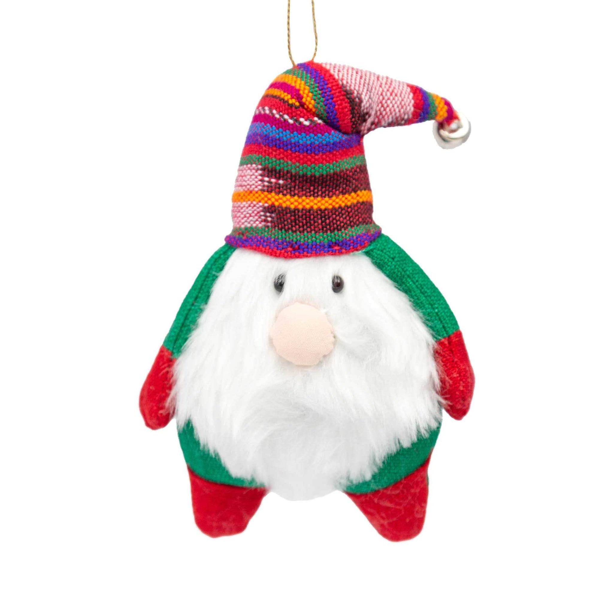 Festive Gnome Ornament
