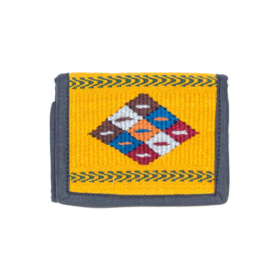 Fair Trade Guatemalan Billfold Wallet
