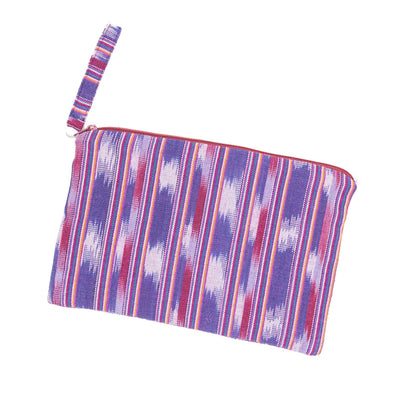 Corte Cosmetic Bag - Purple