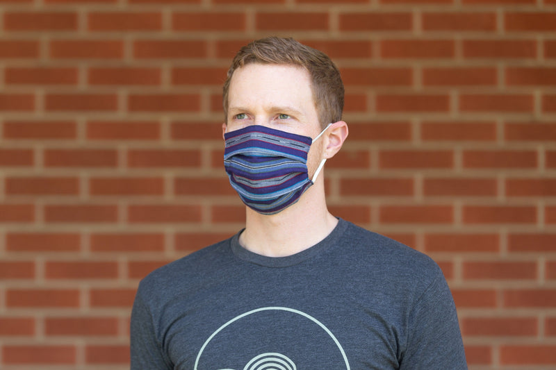 Men's Pleated Face Mask