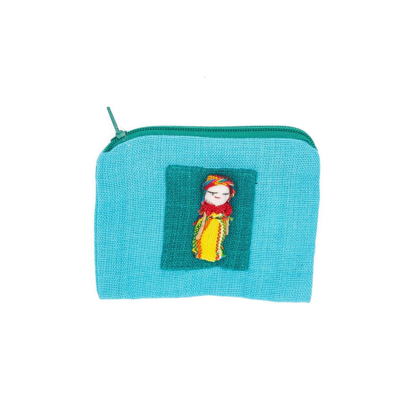 Worry Doll Coin Purse