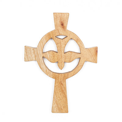 Fair Trade Holy Spirit Cross