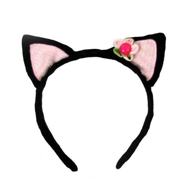 Miss Kitty Headband