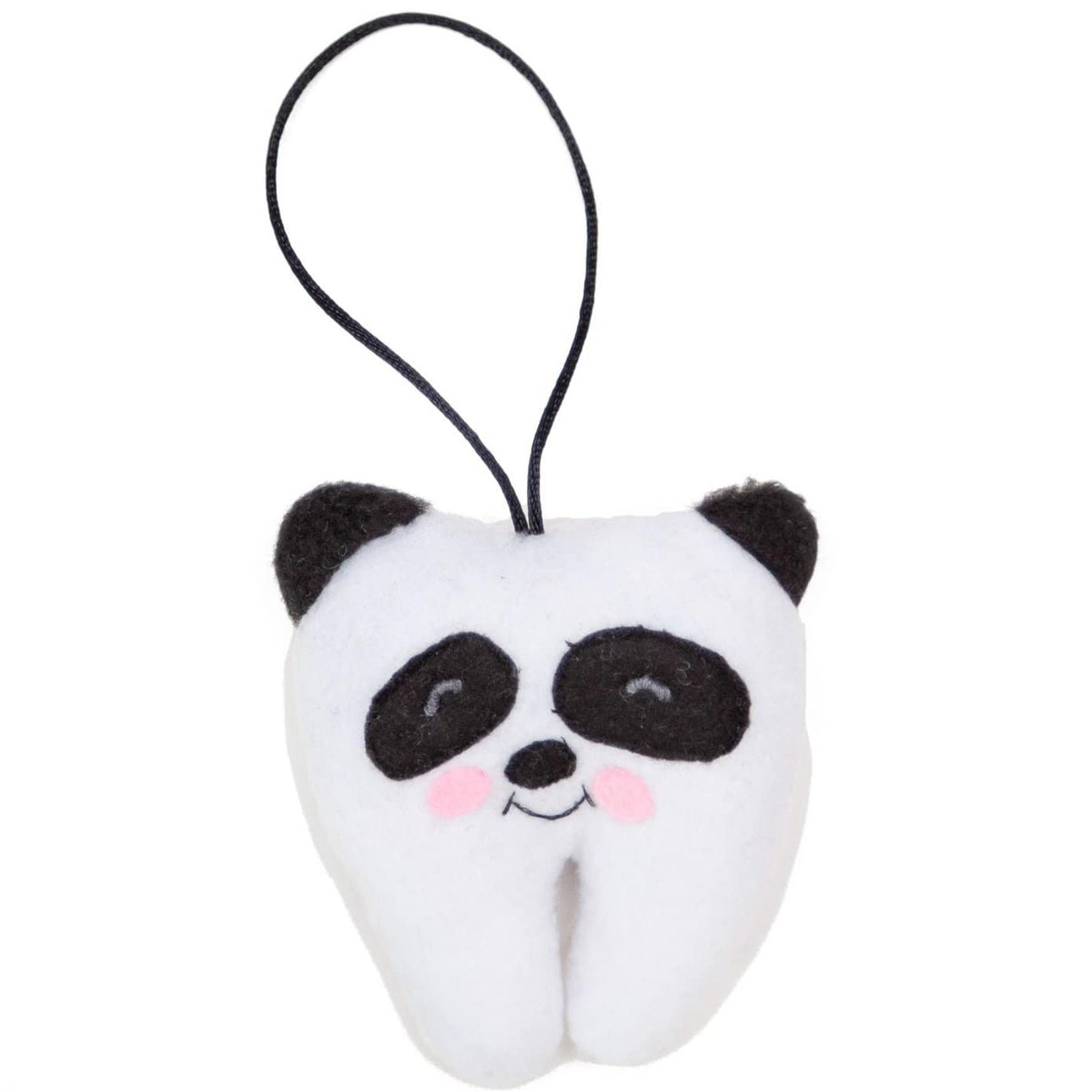 Panda Hanging Tooth Fairy Bag