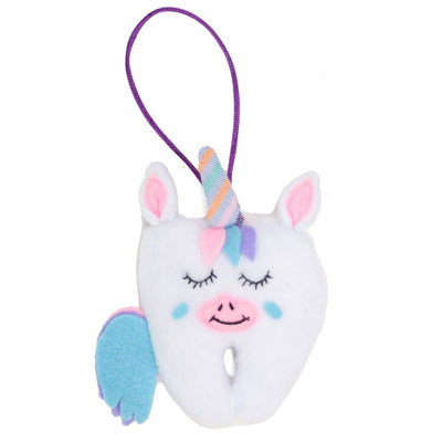 Unicorn Hanging Tooth Fairy Bag