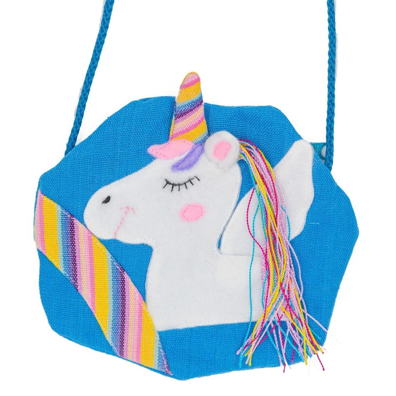 Fair Trade Unicorn Purse
