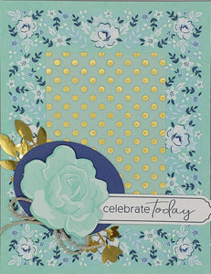 Celebrate Today Greeting Card