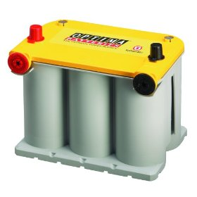 Battery, Optima yellow D75/25 (48AH)