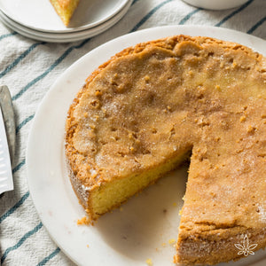 CBD Olive Oil Cake Recipe