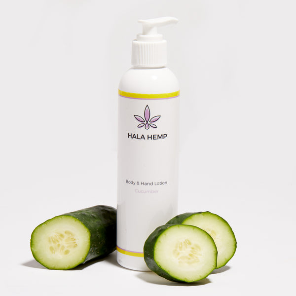 Cucumber Body Lotion