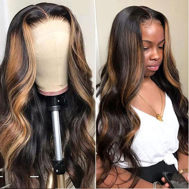 (HOT SALE🔥)WIGS FROM HUMAN HAIR WITH LACES, WAVY WIGS FROM HUMAN HAIR