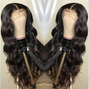 (HOT SALE🔥)BRAZILIAN BODY WAVY WIG LACE REMY WIG