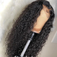 Load image into Gallery viewer, (HOT SALE🔥)CURLY HUMAN HAIR WIG FOR WOMEN 360 REMY LACE FRONT WIG
