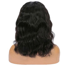 Load image into Gallery viewer, (HOT SALE🔥)HUMAN HAIR WIGS, MEDIUM BRAZILIAN REMY HAIR, PRE-PLUCKED LACE HAIR